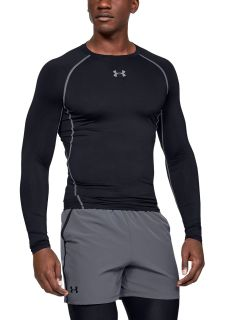 Remera Under Armour HG Armour Long Sleeve