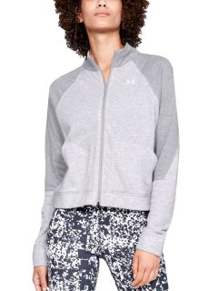 Campera Under Armour Favorite Terry Fz Bomber