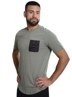 Remera Under Armour Sportstyle Print Pocket