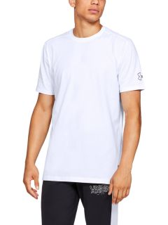 Remera Under Armour Baseline SS Long Line