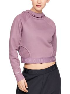 Buzo Under Armour Unstoppable Move Light Crop Po