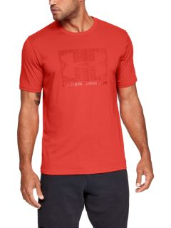 Remera Under Armour Boxed Sportstyle