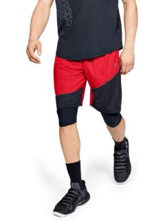 Short Under Armour Baseline 10 in