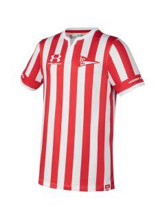 Camiseta Under Armour Stadium Estudiantes de la Plata Home Kids 2020