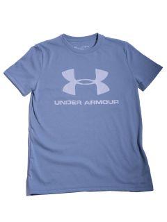 Remera Under Armour Sportstyle Logo Kids