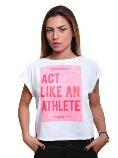 Remera Topper GTW Act Loose Act Like an Athlete