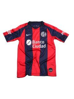 Camiseta Nike San Lorenzo Breathe Stadium Home 2019