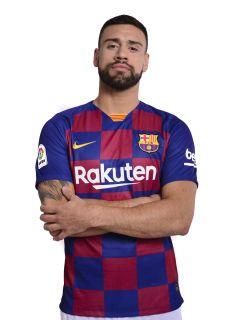 Camiseta Nike FC Barcelona Breather Stadium Home 2019/2020