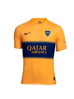 Camiseta Nike Boca 2019/2020 Stadium Away kids