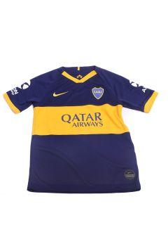Camiseta Nike Boca Juniors Stadium Home 2019/2020 Kids