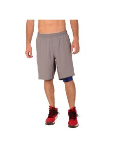 Short Adidas Crazytrain Two in One