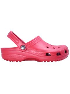 Zuecos Crocs Red