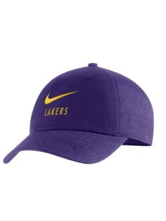 Gorra Nike Heritage 86 Los Angeles Lakers