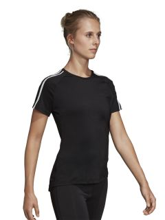 Remera Adidas Design 2 Move 3 Stripes