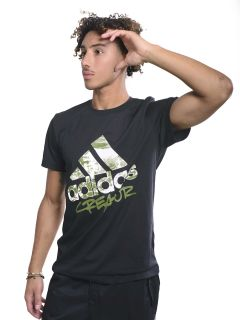 Remera Adidas Not Same Logo