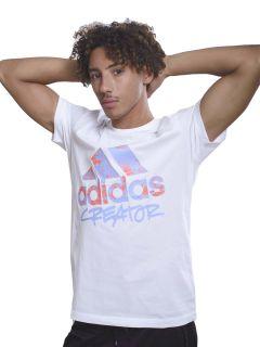 Remera Adidas Not Same Logo