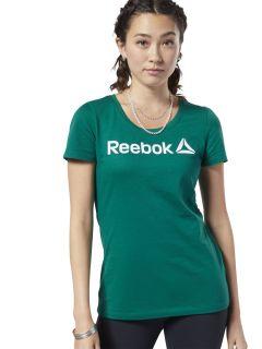 Remera Reebok Linear Read Scoop