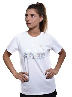 Remera Adidas I See You Badge of Sport