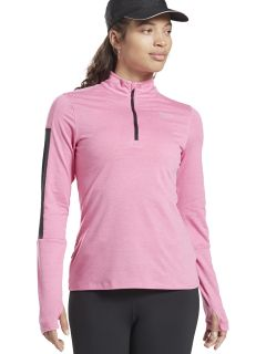 Buzo Reebok Running Essentials Quarter Zip