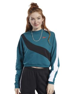 Buzo Reebok Workout Ready Meet You There Colorblocked