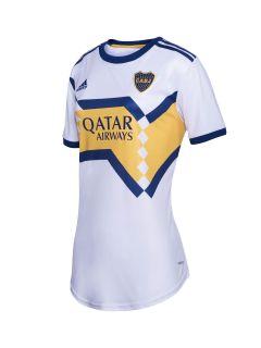 Camiseta Adidas Boca Juniors Away Mujer 2020/2021