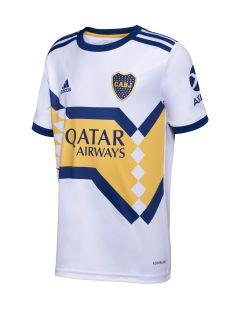 Camiseta Adidas Boca Juniors Away Kids 2020/2021