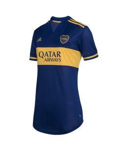 Camiseta Adidas Boca Juniors Home Mujer 2020/2021