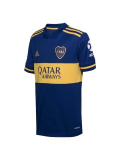 Camiseta Adidas Boca Juniors Home Kids 2020/2021