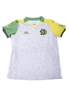 Camiseta Kappa Aldosivi Away Player Kids 2019/2020