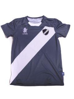 Camiseta Lyon Alvarado 2019 Niño