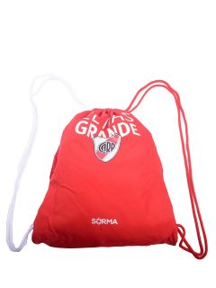 Mochila Sorma River Plate