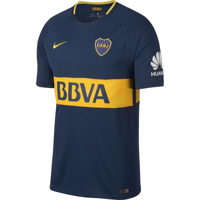 Marketing de motores de búsqueda oxígeno Último  Camiseta Nike Boca 2017 Stadium Jersey Ss Home - Open Sports