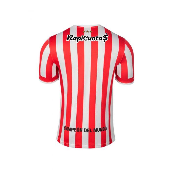 deslealtad Curiosidad Deformar  Camiseta Under Armour Stadium Estudiantes de la Plata Home 2020 - Open  Sports