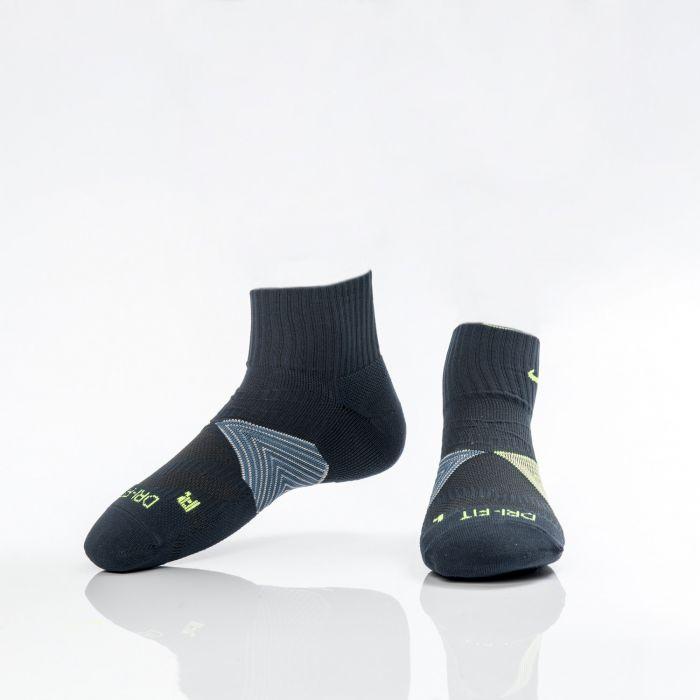 temperatura ir de compras preferible  Medias Nike Running Dri Fit Cushioned - Open Sports