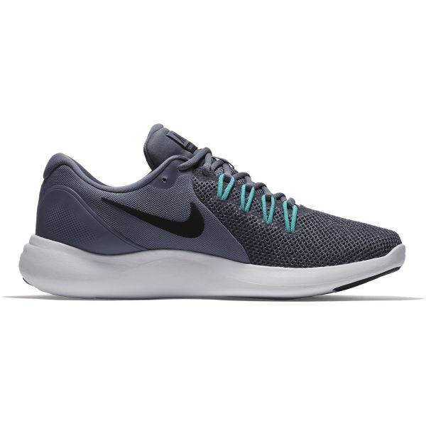 Zapatillas Nike Lunar Apparent Gris y Naranja