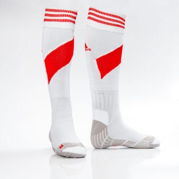 llegando Código promocional imágenes detalladas Medias Adidas River Plate Local 4 - Open Sports
