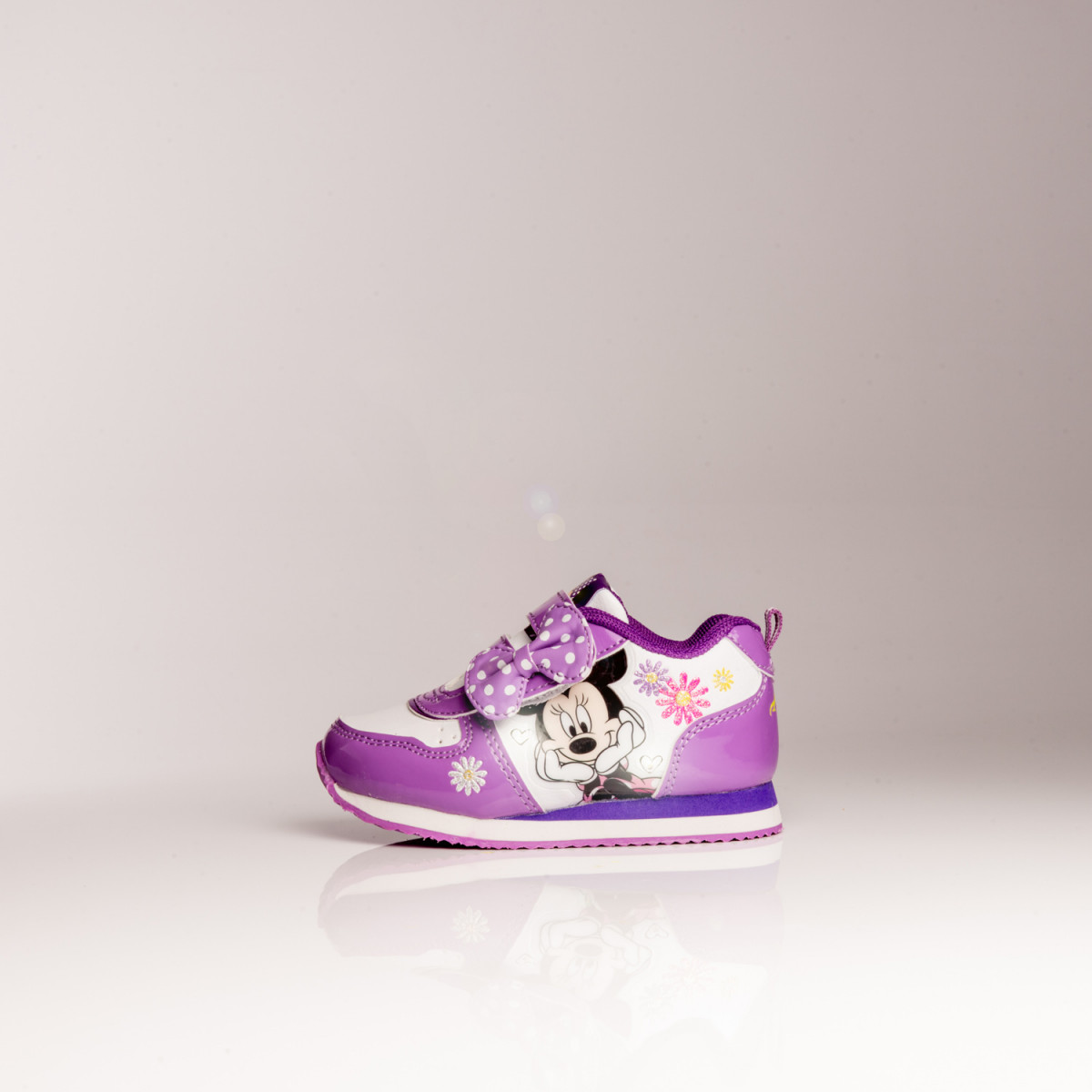 ZAPATILLAS DISNEY BABY RUNNING MINNIE