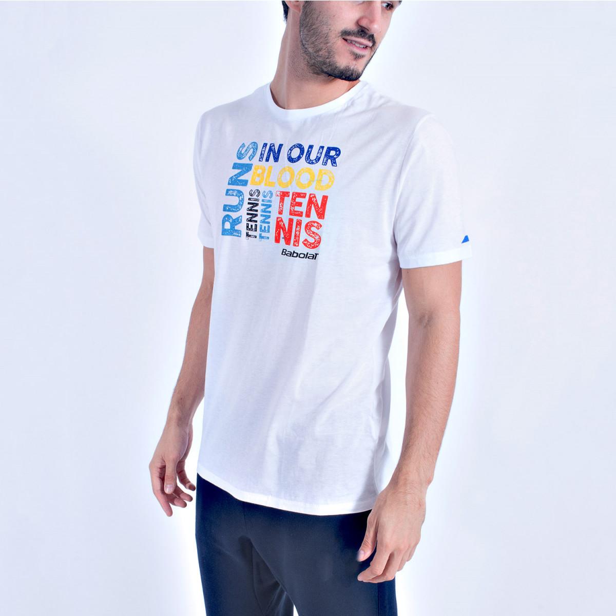 Remera Babolat T-Shirt Runs