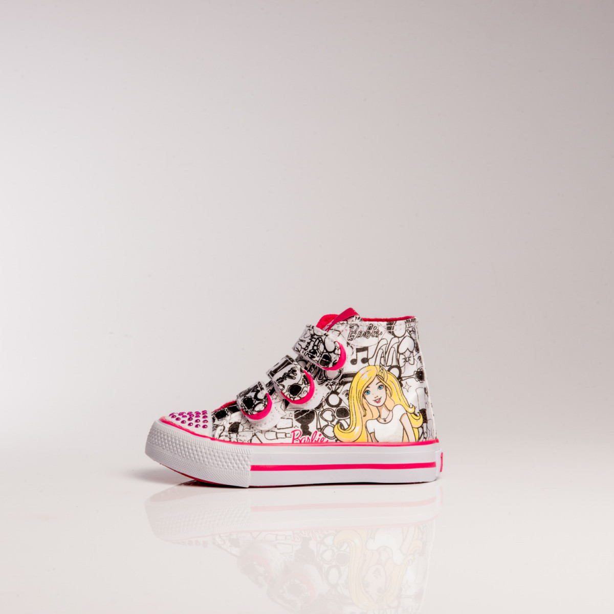 Zapatillas Disney Paint Barbie Fx