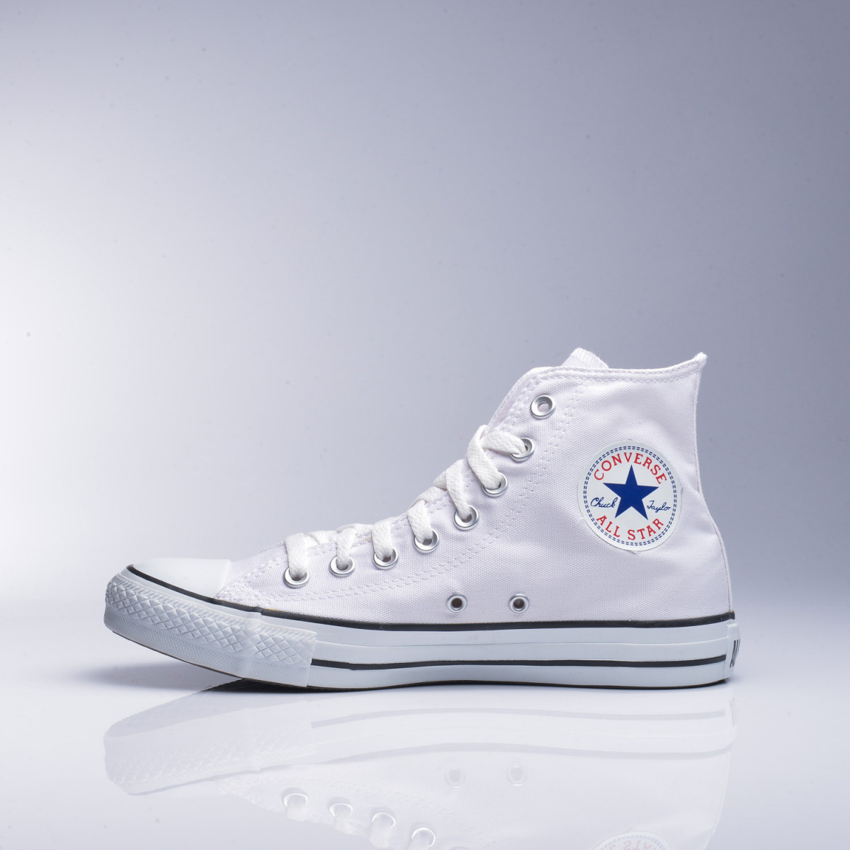 zapatillas converse chuck taylor all star hi mujer