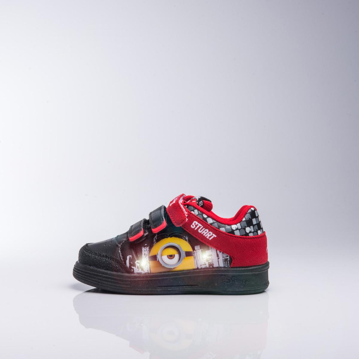 Zapatillas Disney Skate Minions C/Velcro
