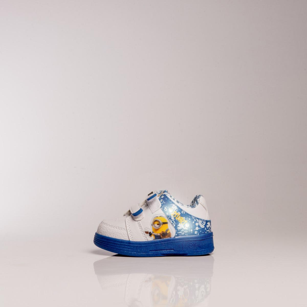 Zapatillas Disney Baby Skate Minions Ba