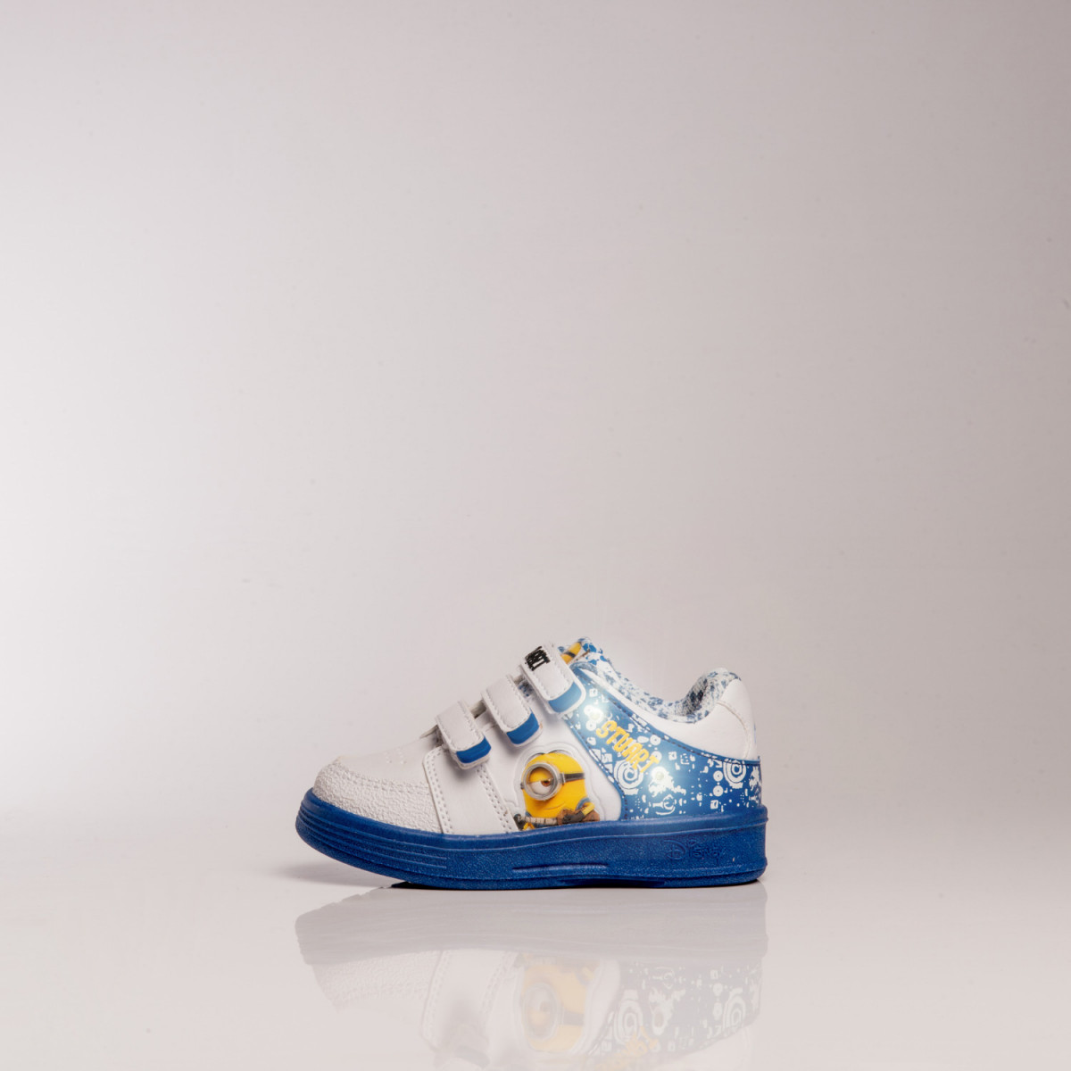 Zapatillas Disney Skate Minions Ba