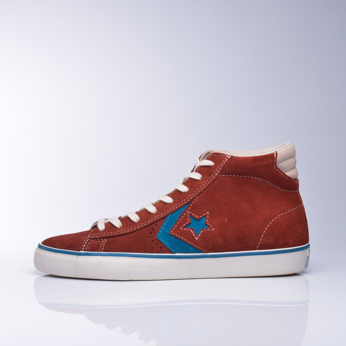 converse pro leather mujer