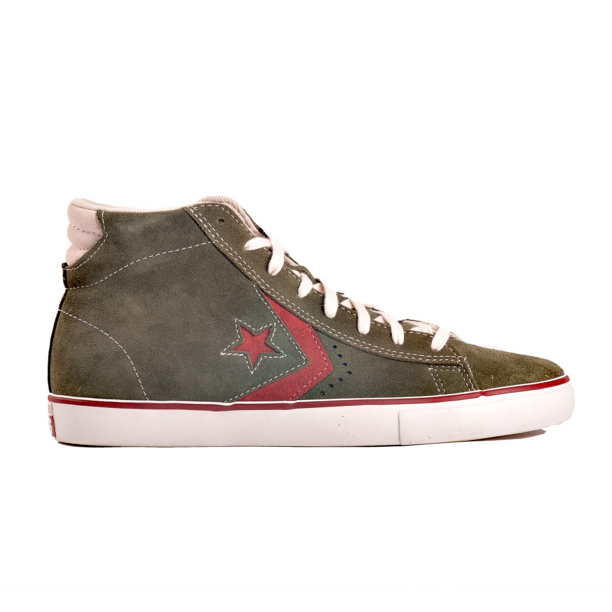 Zapatillas Converse Pro Leather Vulc Hi