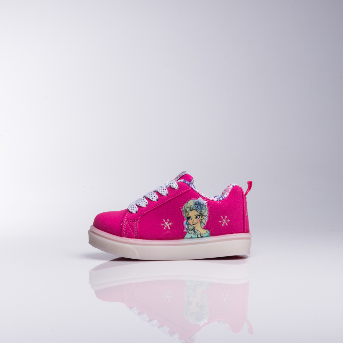 Zapatillas Disney Frozen Mil Luces