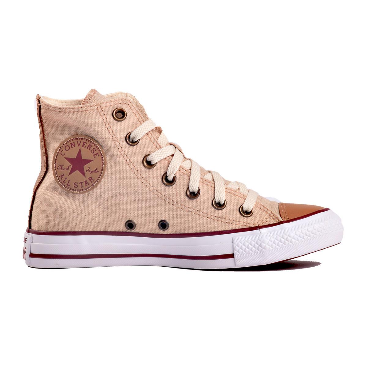 Zapatillas Converse Chuck Taylor Hi Linen