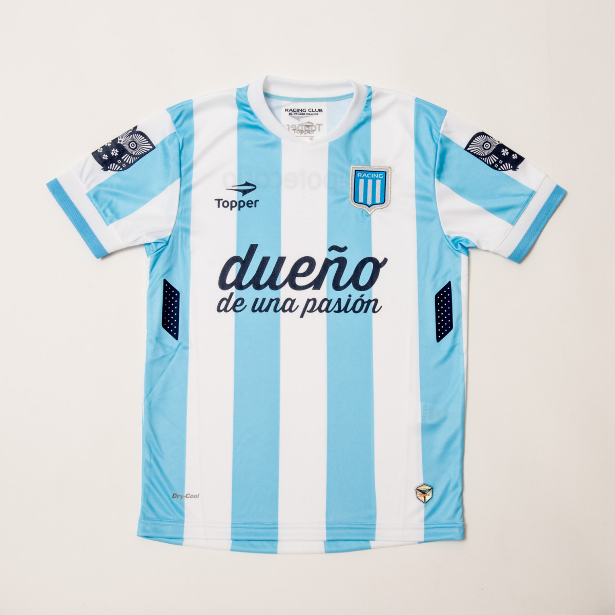 CAMISETA TOPPER RACING TITULAR NINO