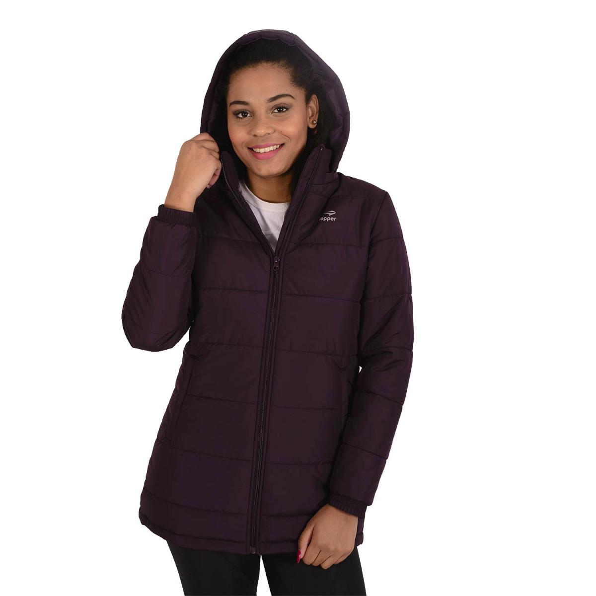 Camperas de abrigo a la moda