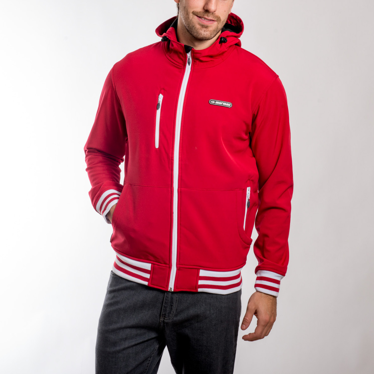 CAMPERA MORMAII TREND SOFTSHELL